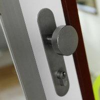 Formani Holland basic front door knob