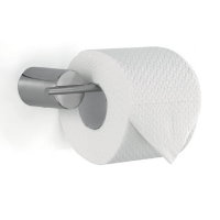 Blomus Duo brushed stainless steel toilet roll holder