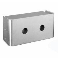 dline hardware bathroom sanitary bag dispenser