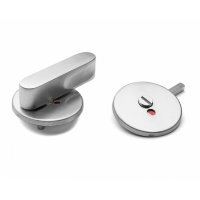 dline hardware disabled toilet indicator and slot release set